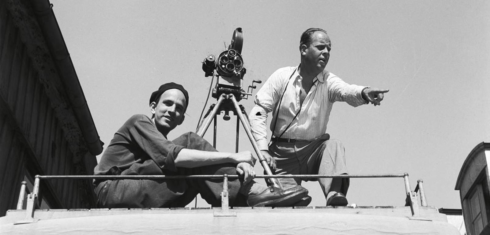 Bergman: jedna godina, jedan život