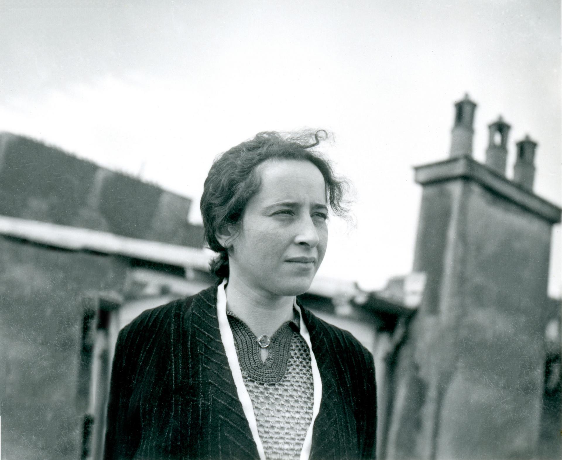 Vita Activa: Duh Hannah Arendt