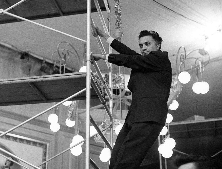 Fellini: Rođeni sam lažljivac