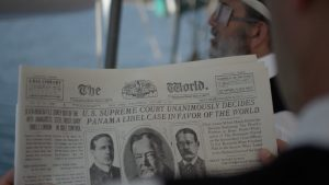 Joseph Pulitzer: Glas naroda