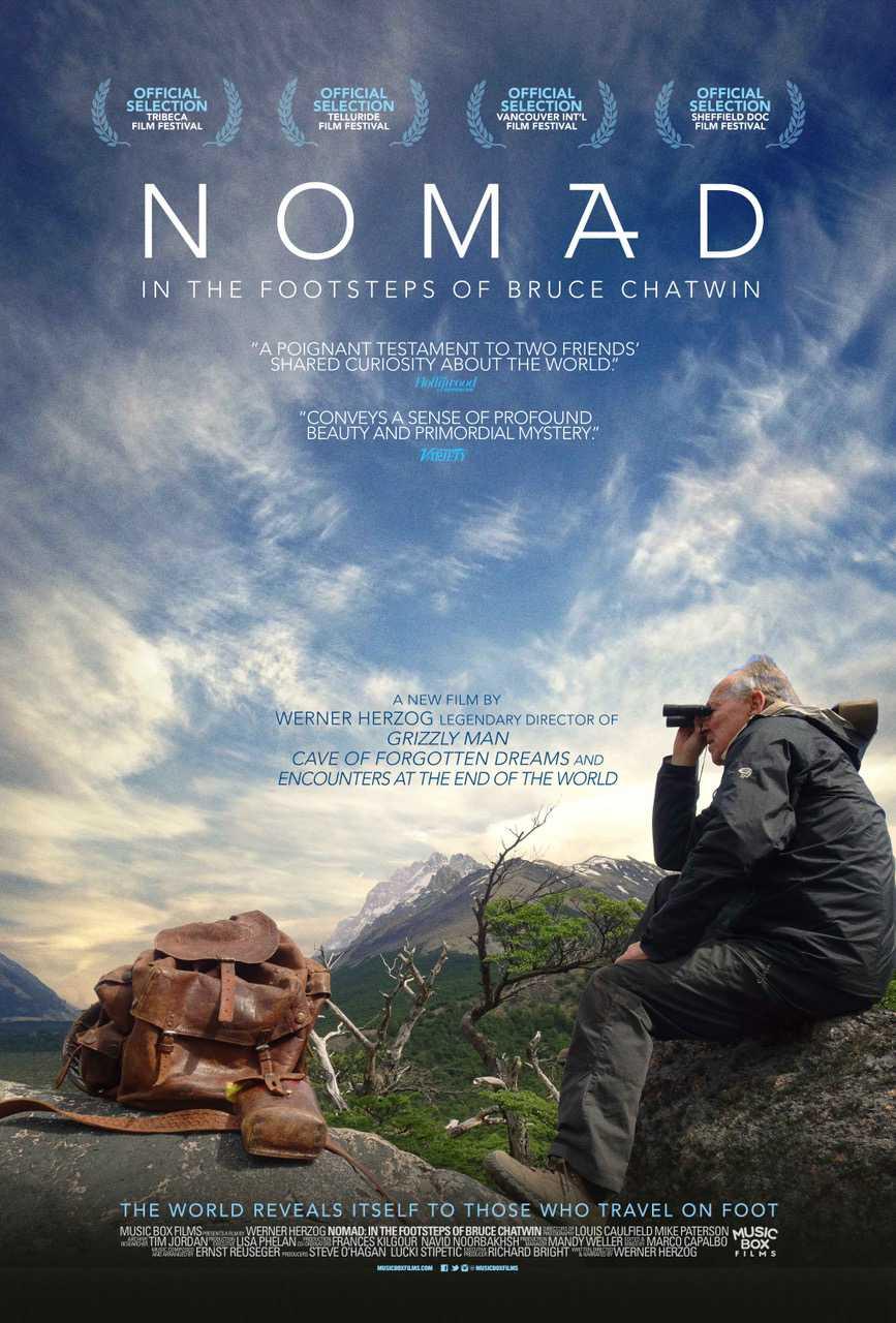 Nomad: Stopama Brucea Chatwina