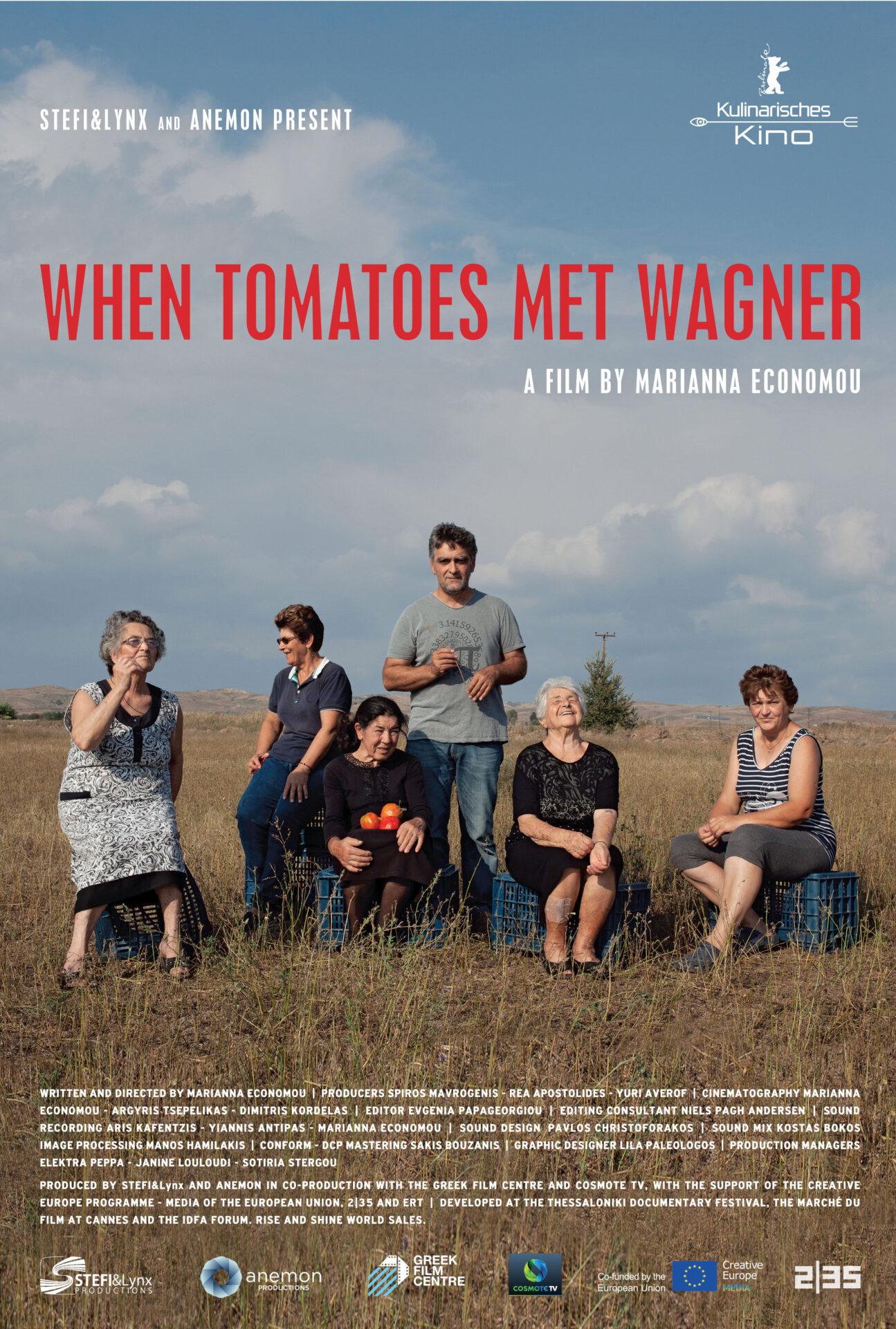 Kad rajčice susretnu Wagnera