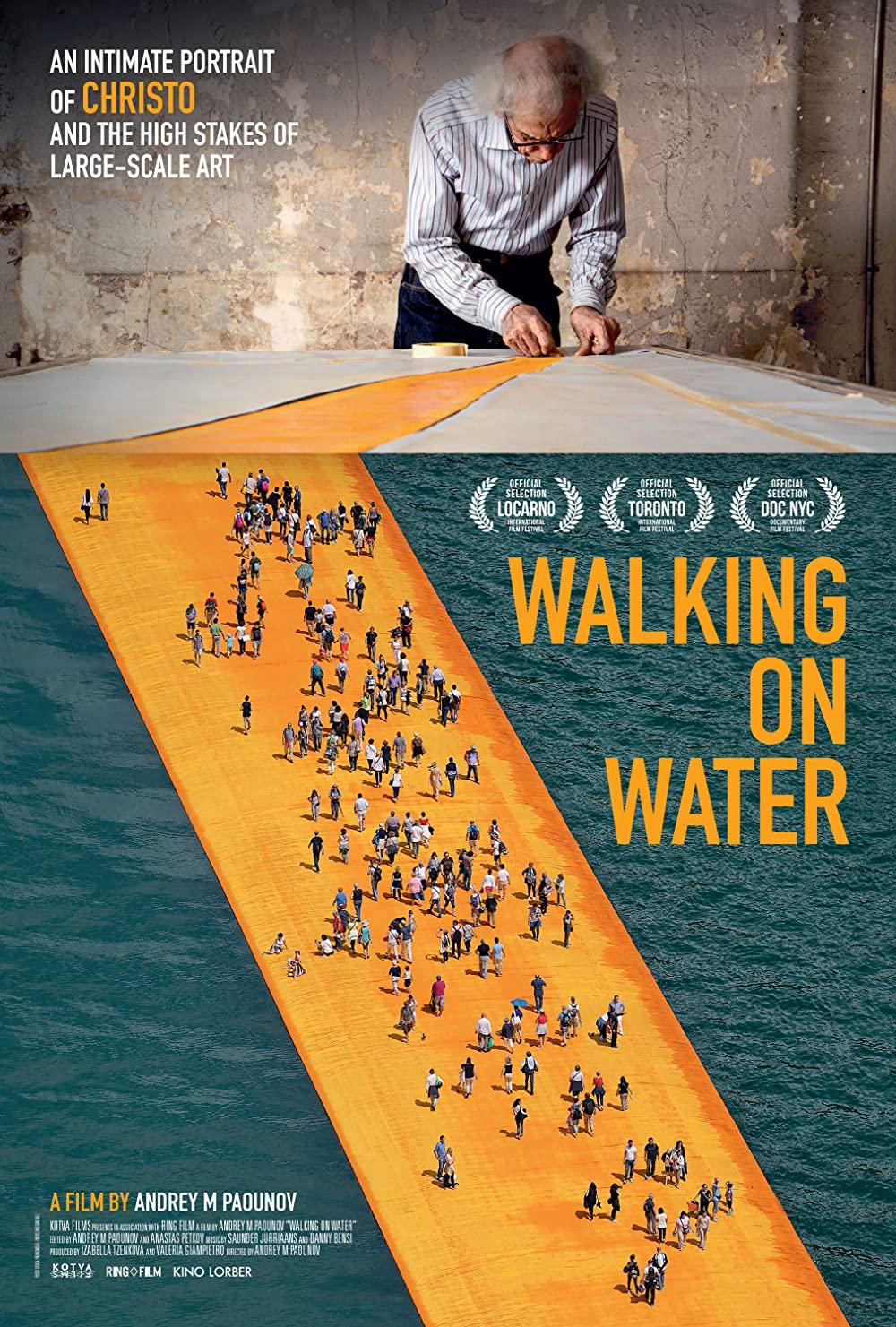 Christo – Hodanje po vodi