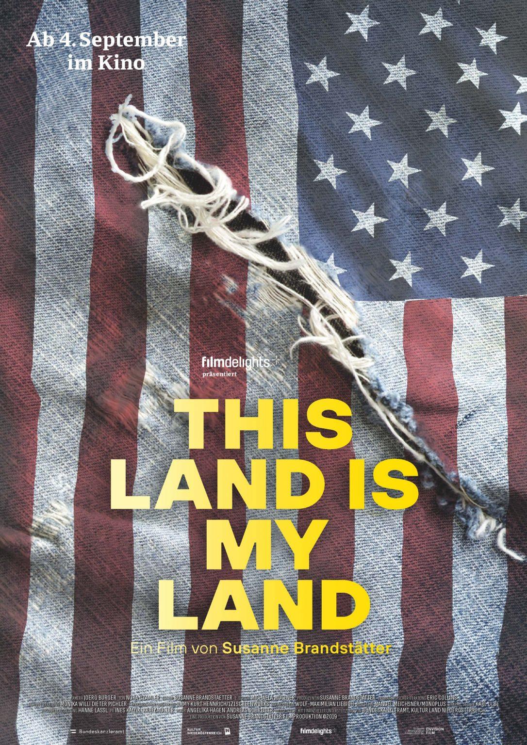 Ova zemlja je moja zemlja