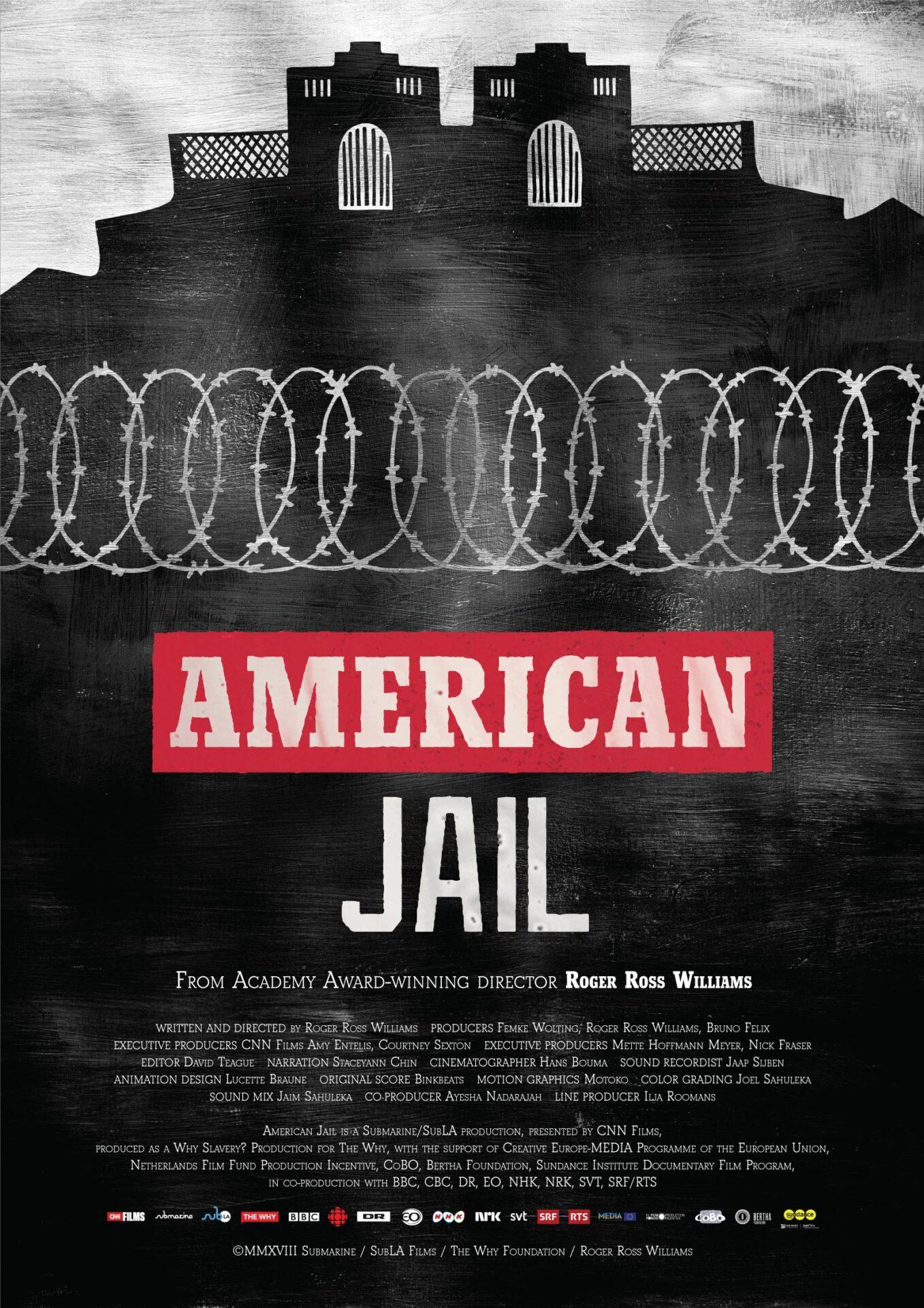 WHY SLAVERY? Američki zatvor