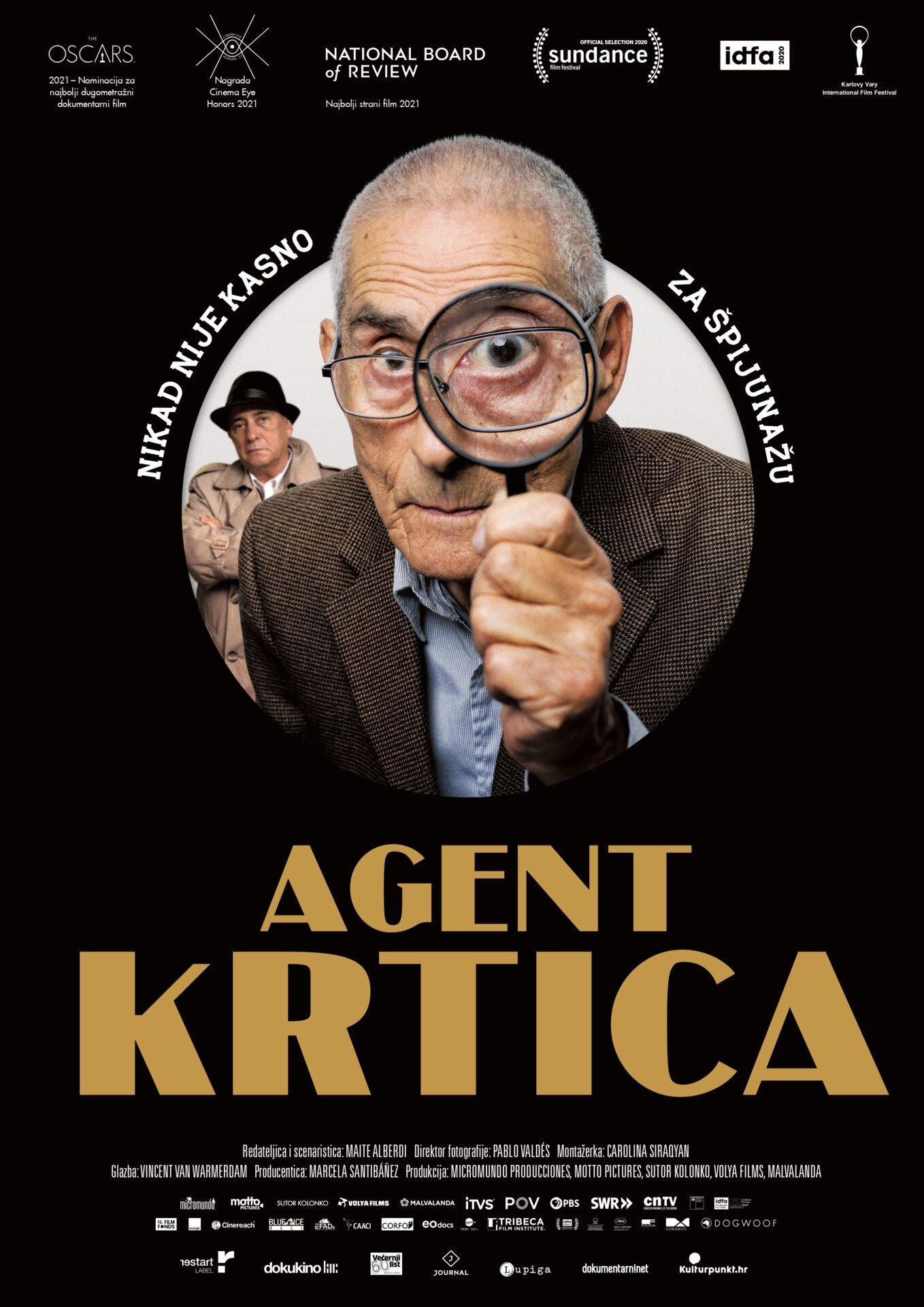 Agent Krtica